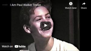 """Paul Walker """"tribute"""" film"""